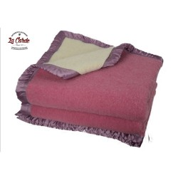 Couverture 750g - Rose