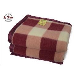 Couverture en laine 750g -...