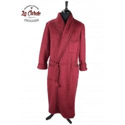 Robe de chambre en laine