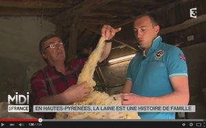 Vidéo La Carde Midi en France
